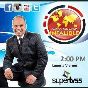 Juan Carlos Garcia INFALIBLE