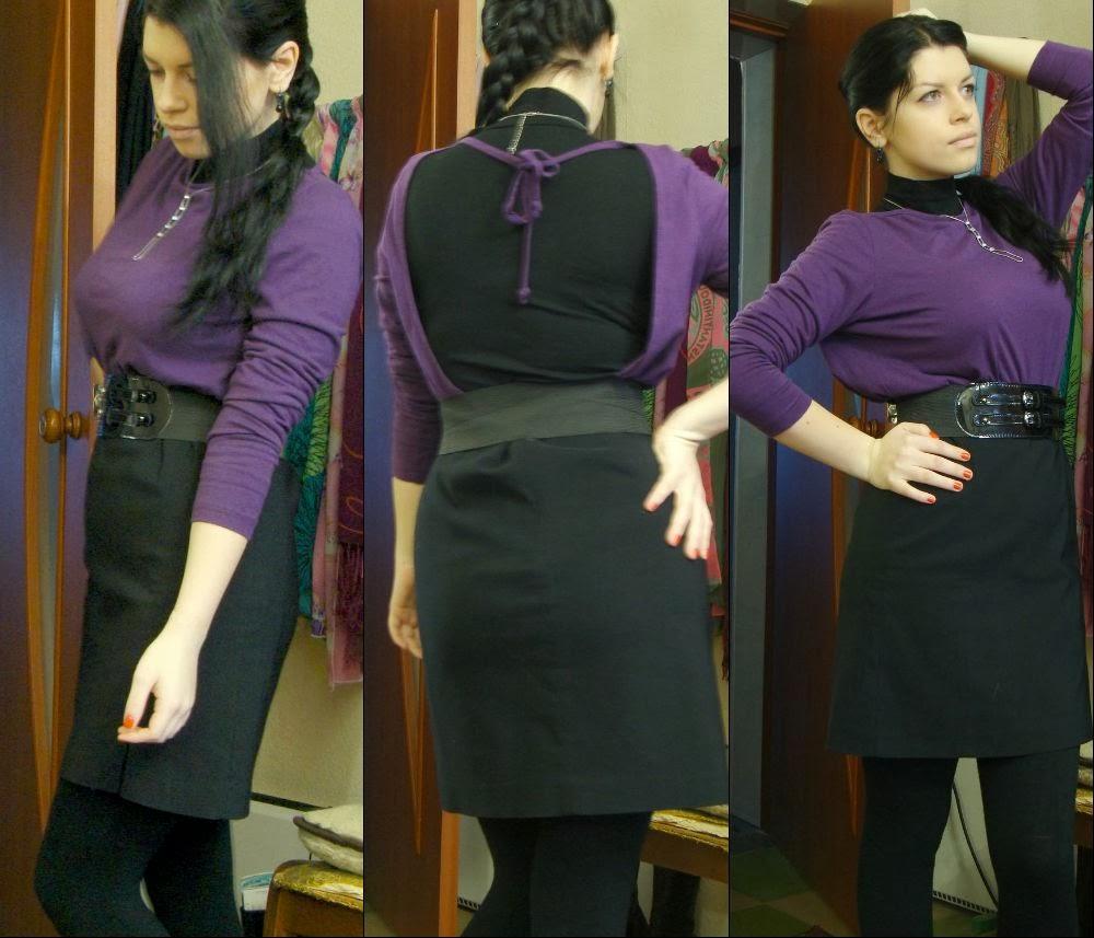 Училка одела юбку и ученик увидел 3 фотография