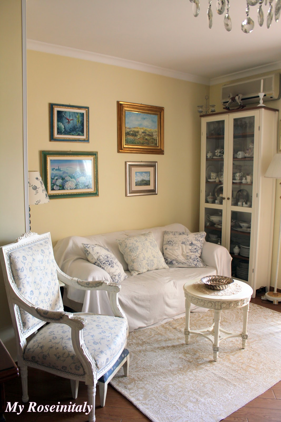 My roseinitaly living room - Arredamento casa chic ...