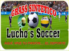 """Escuela de Fútbol de menores """"Lucho´s Soccer"""""""