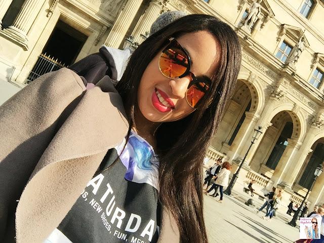 Louvre, Parisian Adventures in October