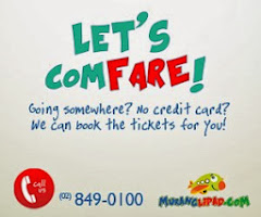 Book Tickets with MurangLipad.com!