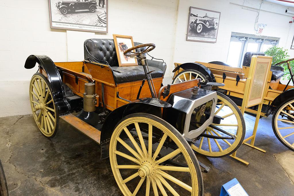 1911 IHC Auto Wagon Model A