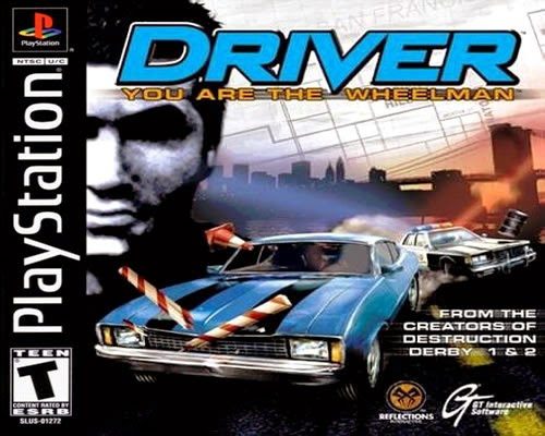 Download Game Gratis Driver 1 PS1