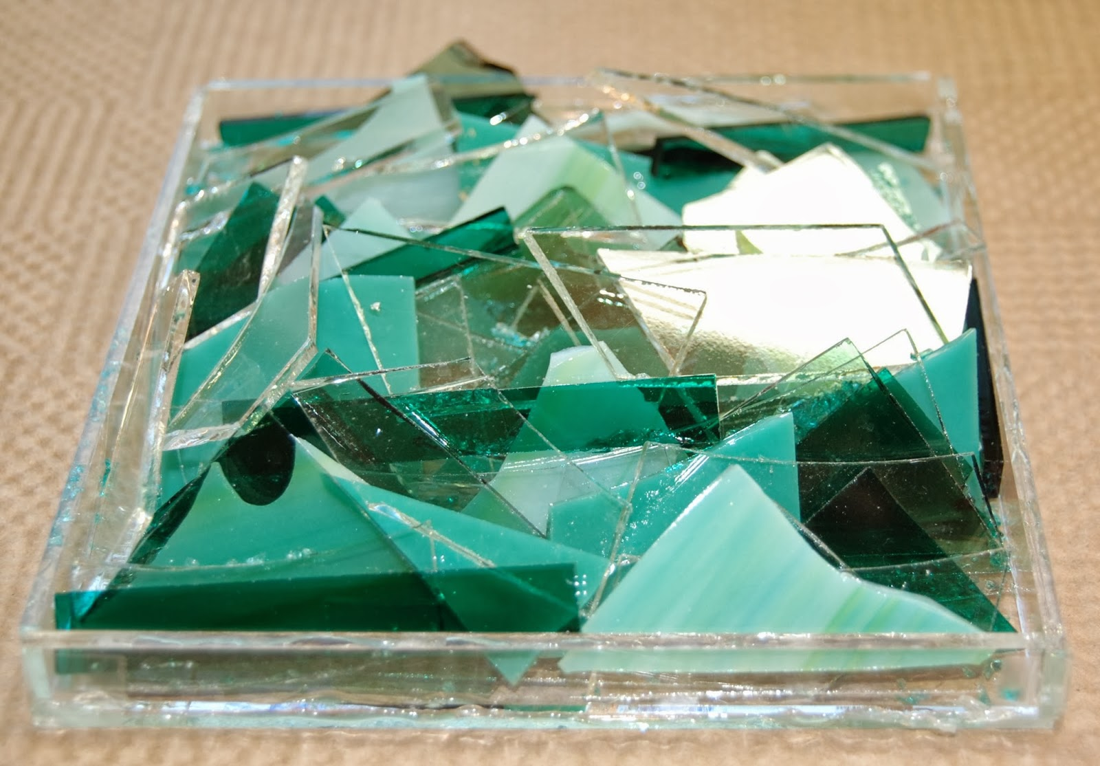 Dana worley fused glass designs one man 39 s trash for Projects with glass