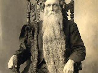 Hans Steininger y su barba