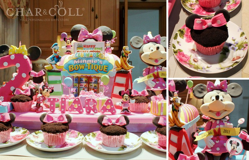 Personalized Store Char Coll Birthday Theme Cakes