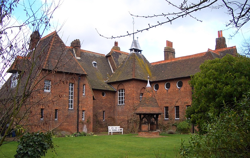William morris and philip webb red house