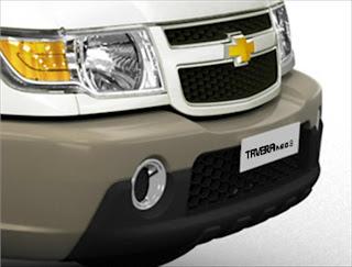 new chevrolet tavera neo 3 front bumper