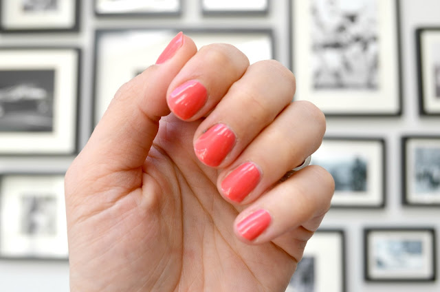 No 7 nails grapefruit