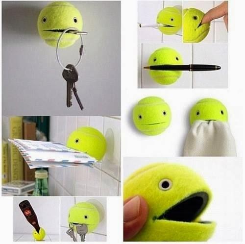 Mille idee casa pallina porta oggetti for Mille idee per la casa