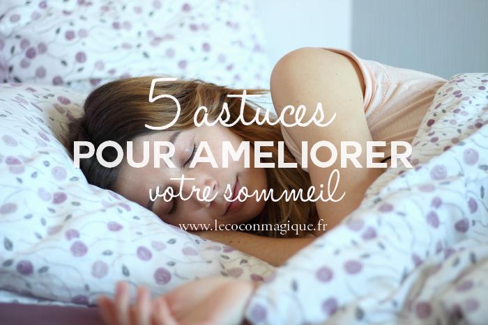 Comment mieux dormir : 5 astuces pour améliorer votre sommeil
