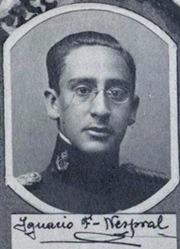 Alférez Ignacio Fernández-Nespral Salazar