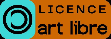 "Mes blogs sont produits sous ""licence"" art-libre (Images et Textes)"