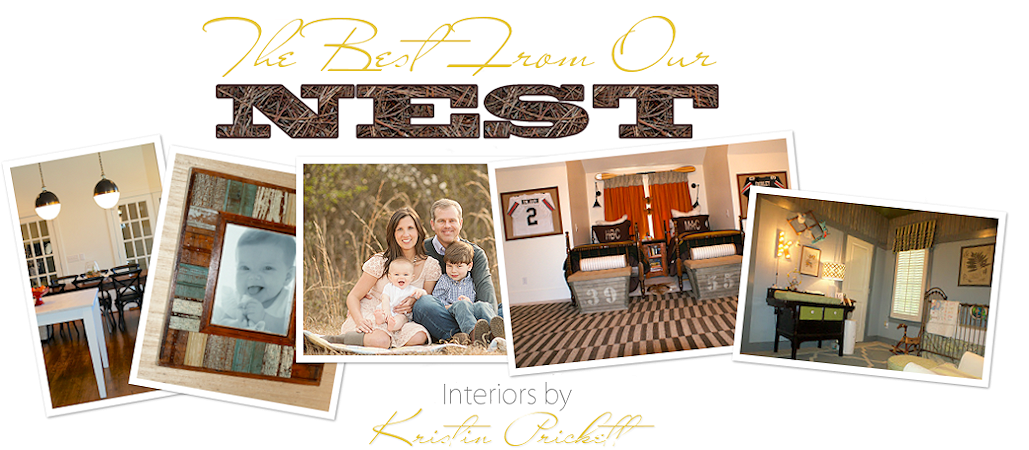 {The Prickett Family} The Best From Our Nest