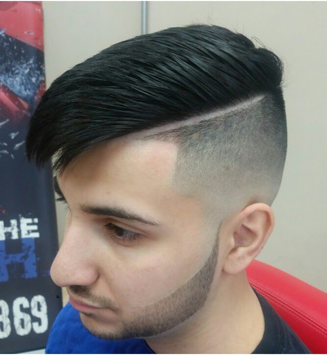 contoh model rambut pria