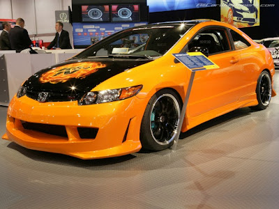Novo Honda Civic Tuning 2012