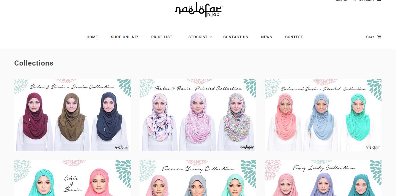 Hijab Naelofar