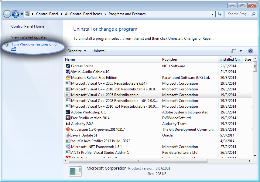 How To Downgrade From Internet Explorer 10 To 8 In Windows 7