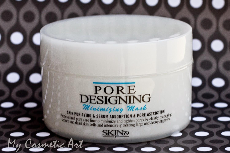 Pore Designing Minimizing Mask de Skin 79