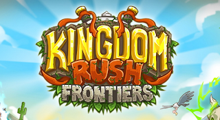 kingdom rush frontiers announced logo