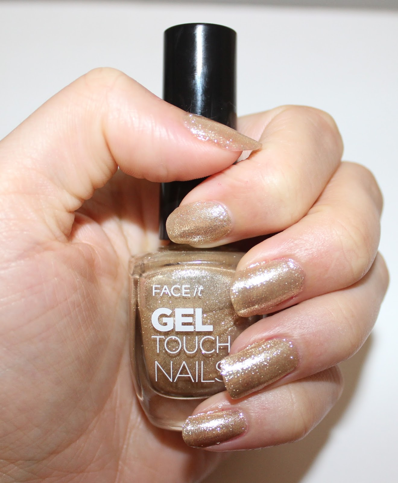 Theface Face It Gel Touch Nail Polish In Gl 111