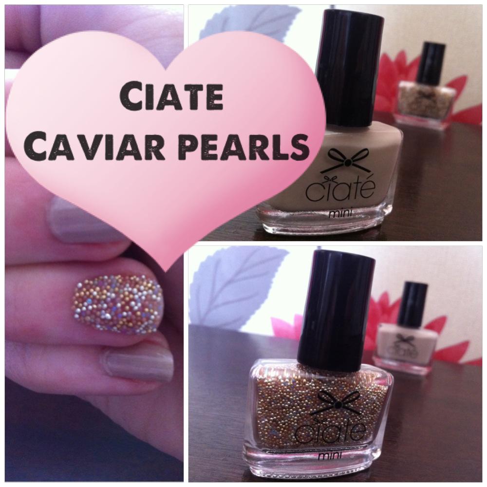 Ciate Caviar Pearls