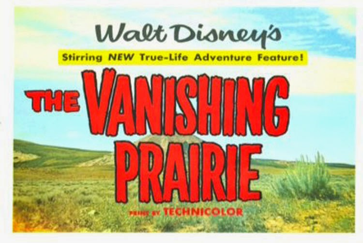 The Vanishing Prairie, released in 1954