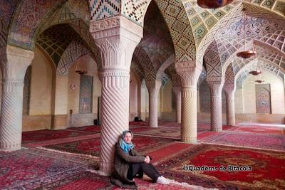 mezquita Shiraz