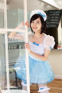 AKB48 X Weekly Playboy 2012 Matsui Jurina