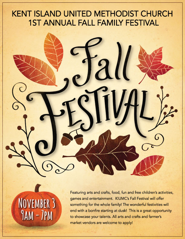 Jimondo Fall Festival Flyer