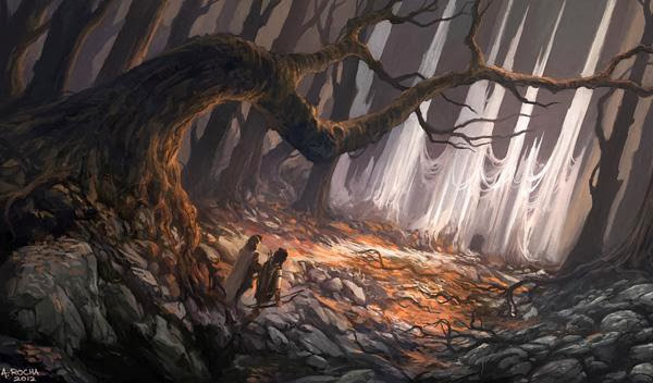 Stunning Art by Andreas Rocha