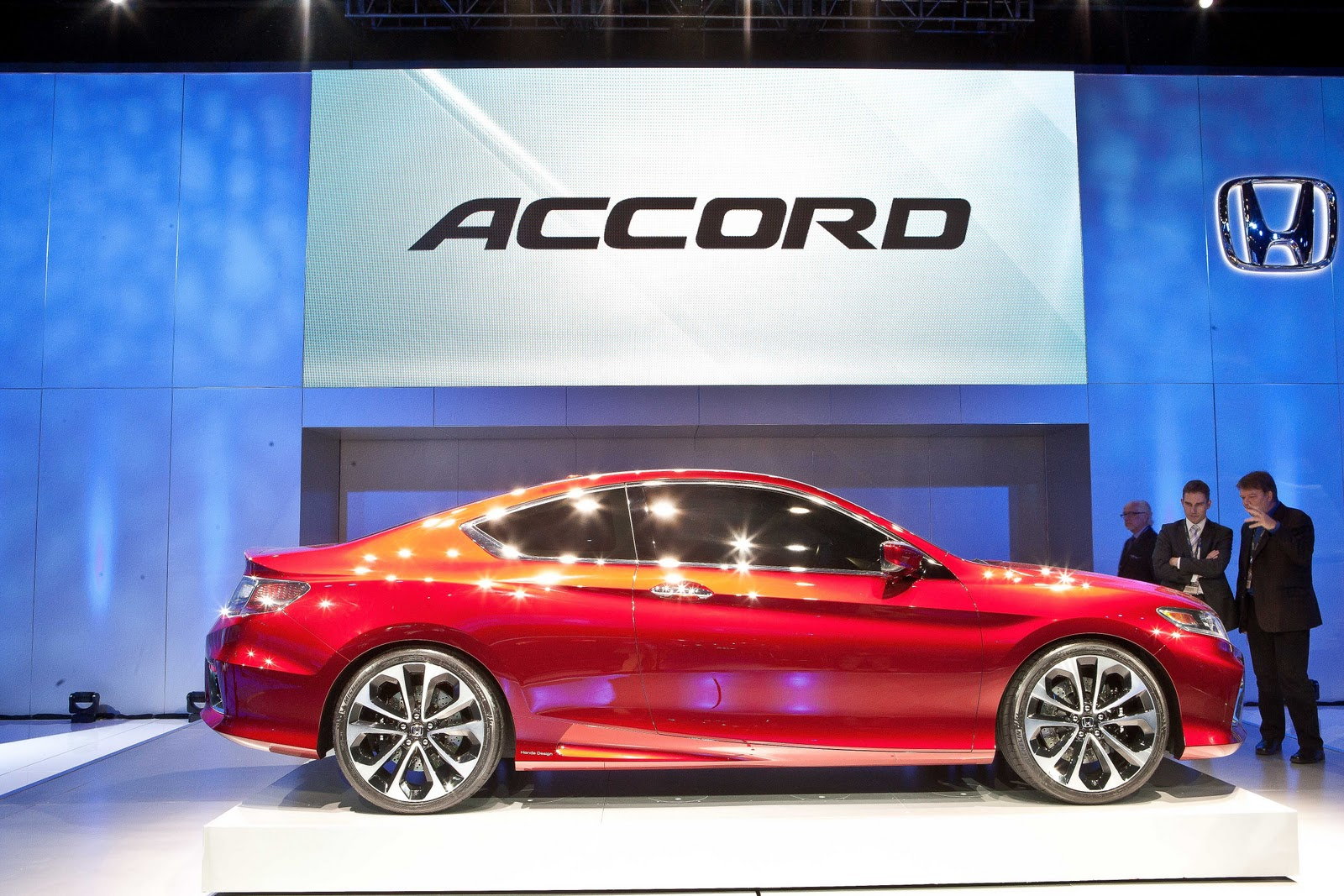 The Auto Advisor Group Honda Accord Concept Vehicle