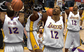 NBA 2K13 Los Angeles Lakers Home Jersey