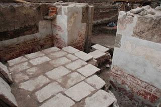 Hallazgos prehispánicos y coloniales debajo del Palacio de Bellas Artes