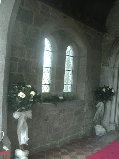 wedding flowers adare manor