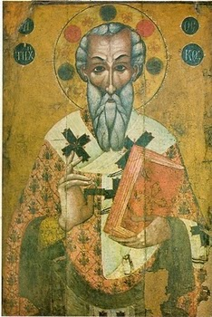 The Lamb on the Altar: Tychicus of Asia, Disciple of Paul, Saint