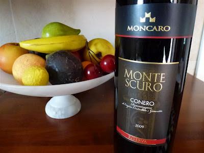 Rosso Conero Monte Scuro Moncaro