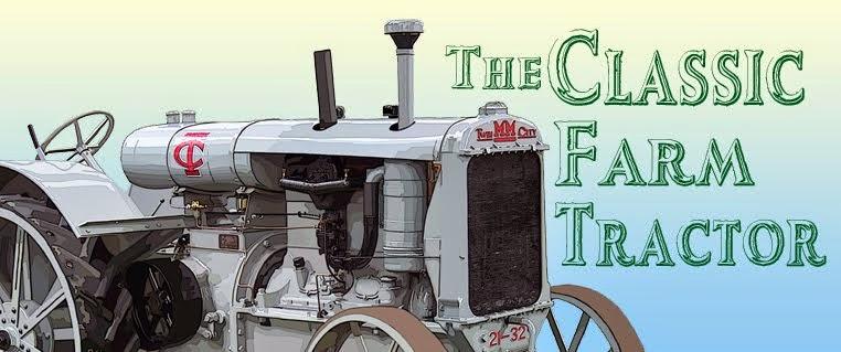 The Classic Farm Tractor
