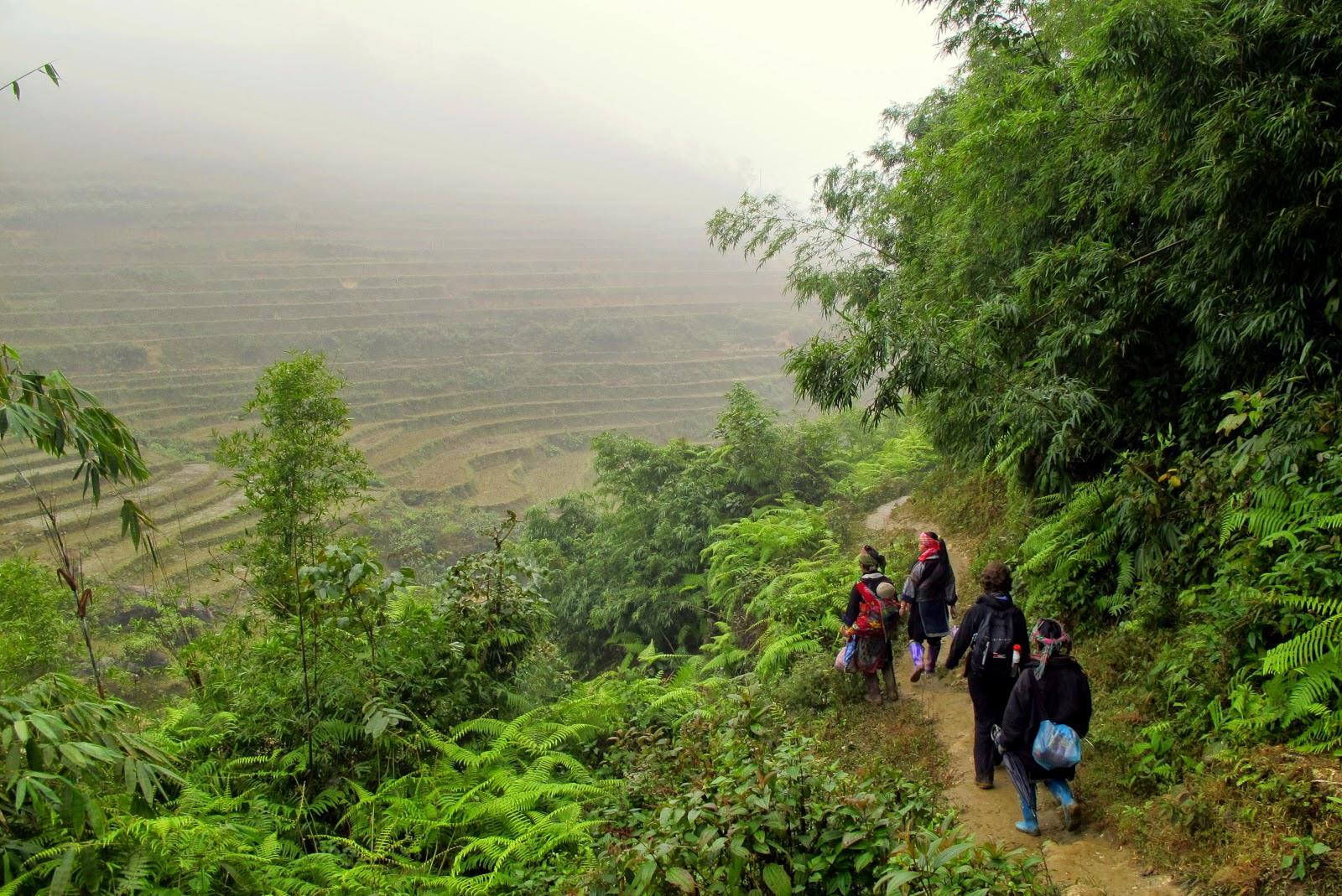 trekking Sapa 2