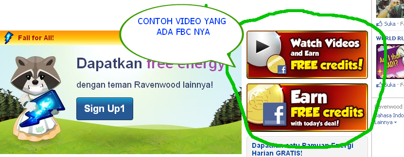Daftar Game Facebook Yang Memberikan FBC Gratis 2014