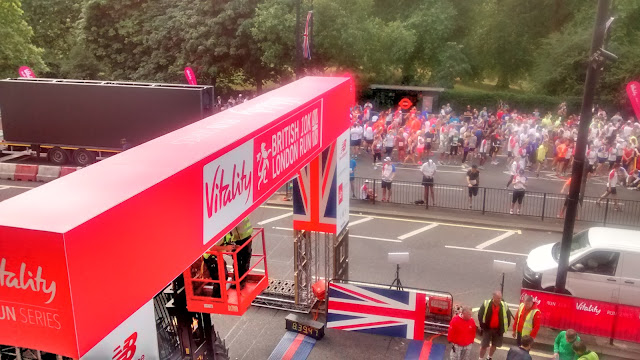 Vitality British 10k race review