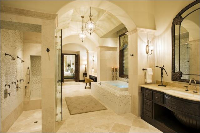 Old world bathroom design ideas room design inspirations for Old world bathroom ideas