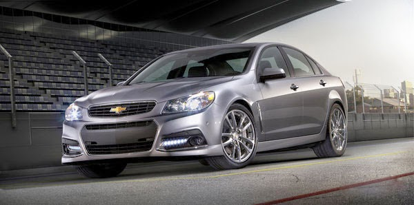 New 2015 Chevrolet SS Concept Review