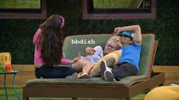 Big Brother Backyard Party : Big Brother 16 The Overnight Report  A Big Flirt, a Birthday Party