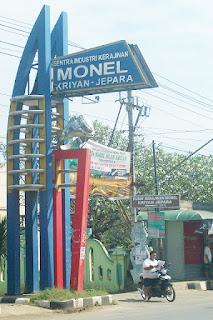 Kriyan Pusat Industri Perhiasan Monel Jepara