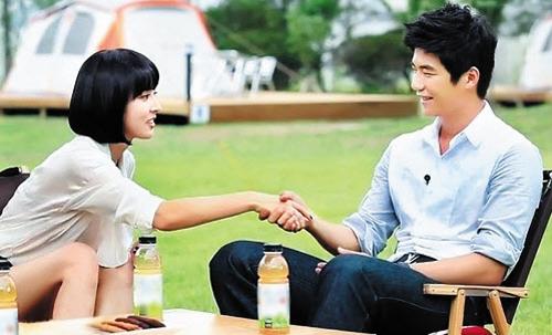 Han Hye Jin + Ki Sung Yong