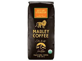 Amostra Gratis Café Orgânico Marley