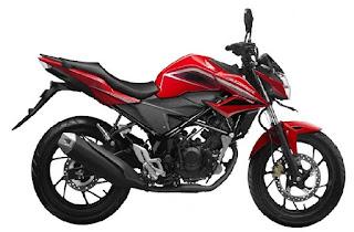 Harga Motor Honda CB150R Streetfire Terbaru 2015