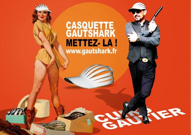 LA CASQUETTE GAUTSHARK